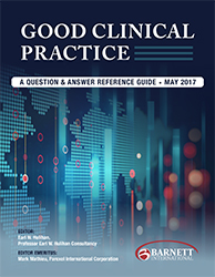 Good Clinical Practice: A Question & Answer Reference Guide 2017 (Electronic)