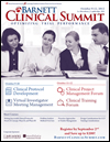 2012 CTD Barnett's Clinical Summit Brochure